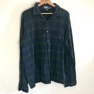 Polo Ralph Lauren Blackwatch Flannel LS Shirt